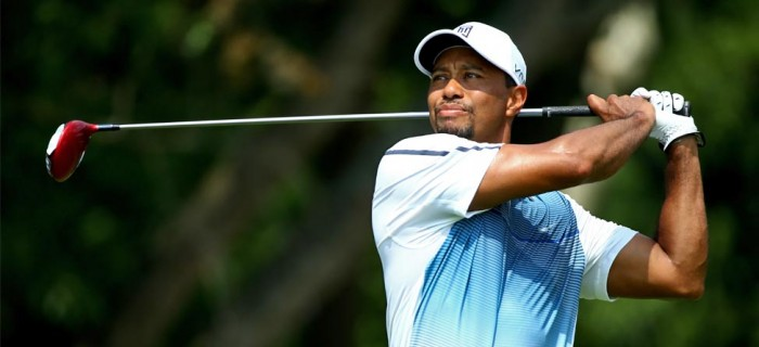 Tiger Woods' Rehab Continues As He Takes Full Swings