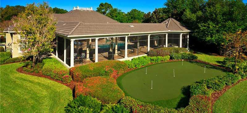 Trevor Immelman Lists Home With Putting Green For $2 Million