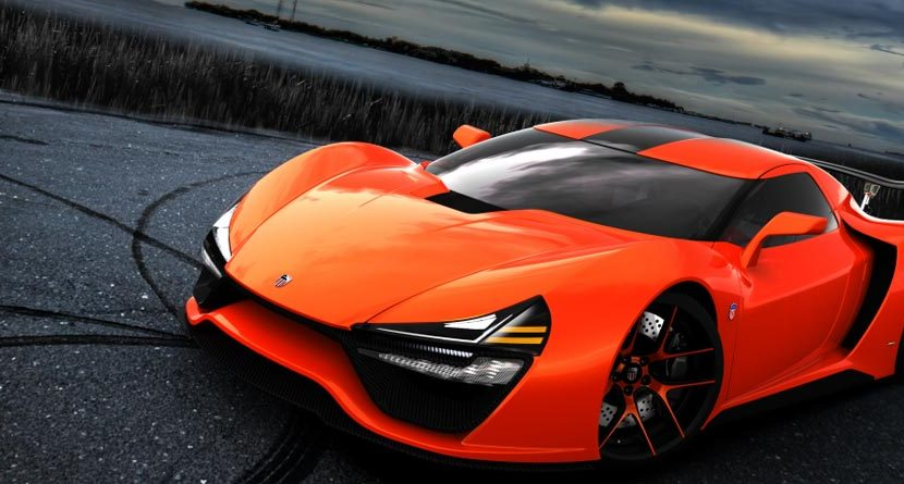 Sunday Drive: 2,000-Horsepower Trion Nemesis