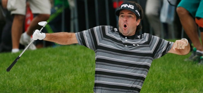 Bubba Golf: Watson Wins Dramatic WGC-HSBC Champions
