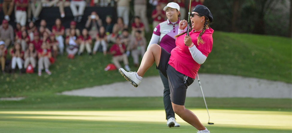 The Turn: LPGA Tour Player Christina Kim