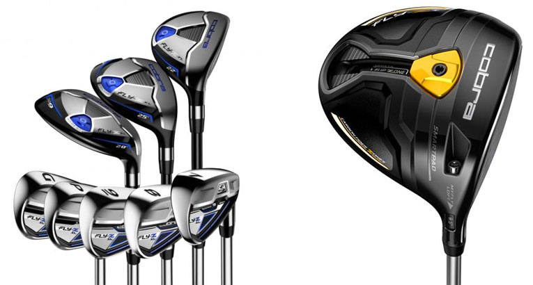 COBRA GOLF Introduces the Fly-Z Family Of Clubs