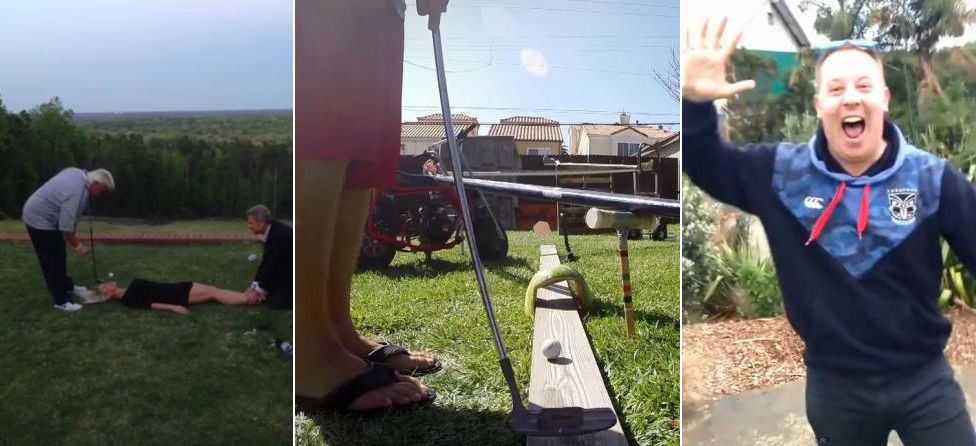 9 Best Amateur Golf Videos Of 2014
