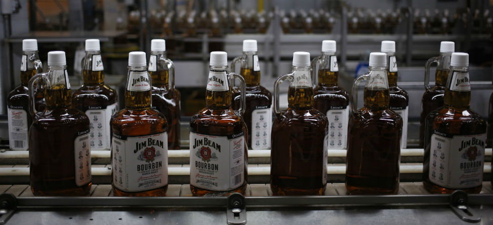 Thirsty Thursday: Jim Beam To Unveil Scotch-Infused Bourbon