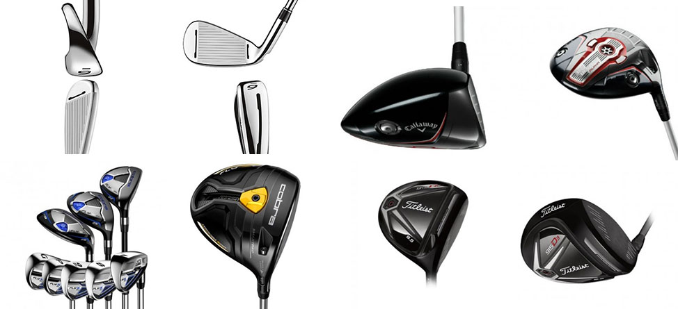 Black Friday: TaylorMade, Callaway, Titleist, COBRA Release New Products
