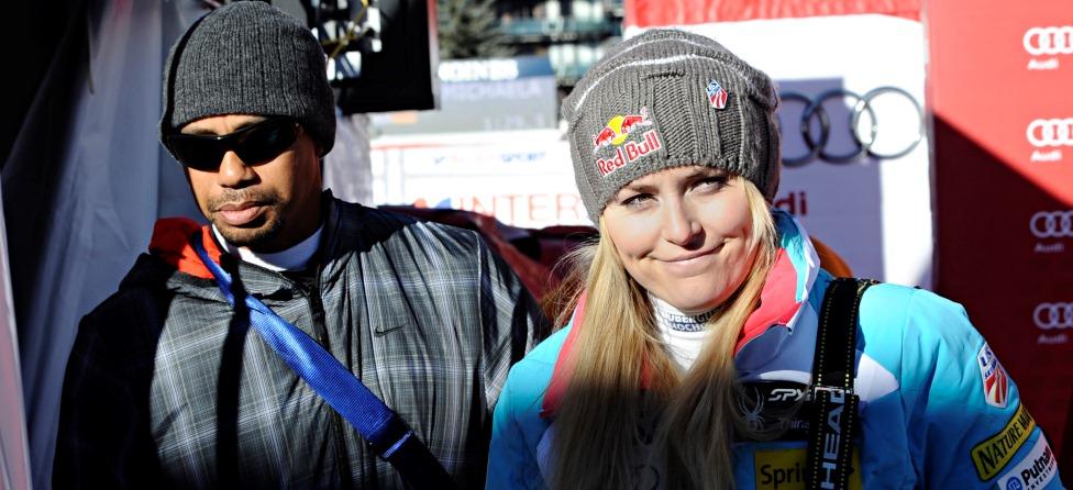Lindsey Vonn Has Tiger's Back, Shares Anger Over Fake Q&A