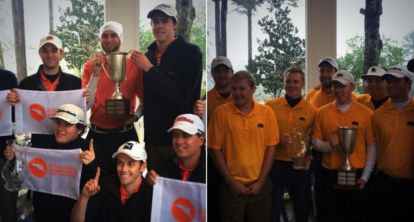 Clemson, Missouri Win at NCCGA Fall National Championship