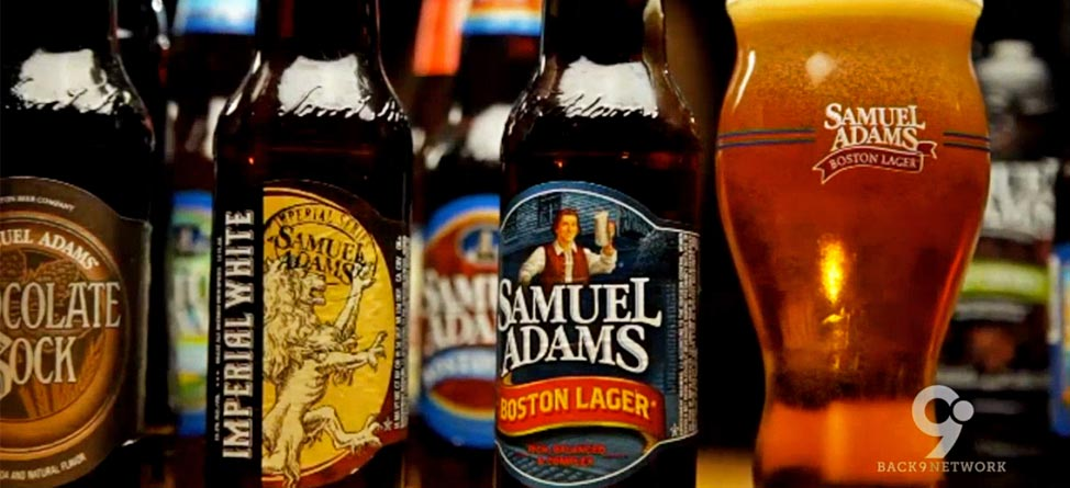 Behind The Brew: Samuel Adams Boston Brewery