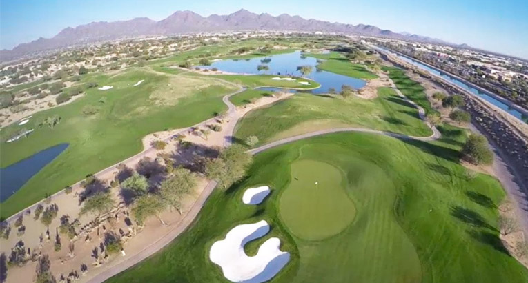 Video: See The New TPC Scottsdale, Home Of This Week's Phoenix Open