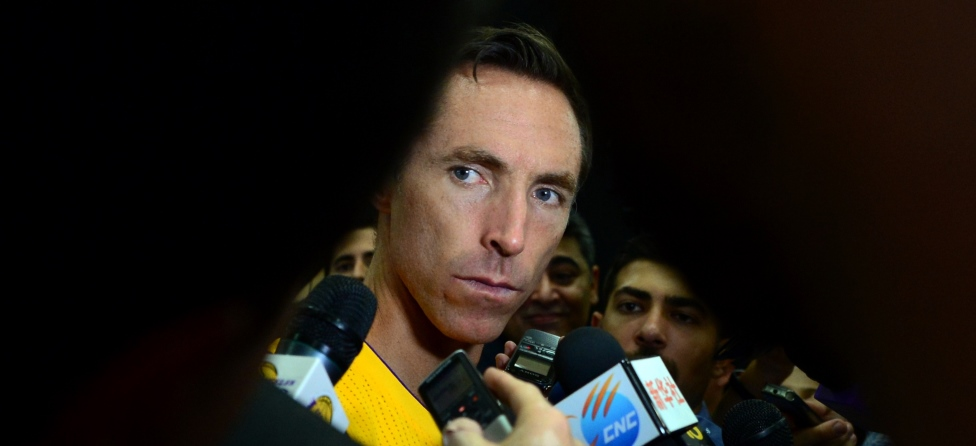 Steve Nash: There's A Difference Between Basketball & Golf