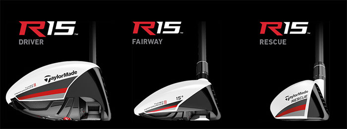 TaylorMade-R15