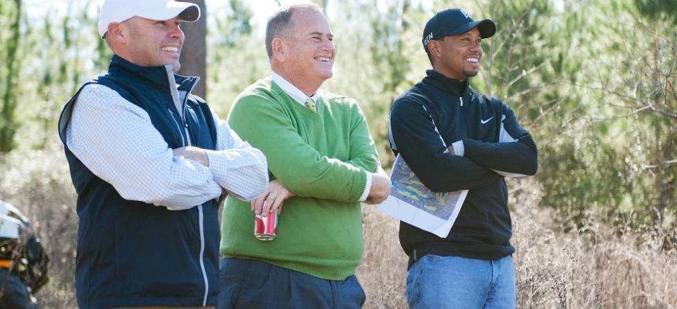 An Inside Look At Bluejack National, Tiger Woods' 1st U.S. Design