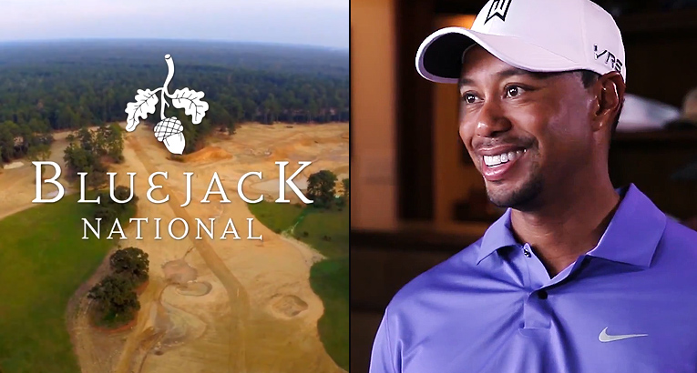 An Inside Look At Bluejack National, Tiger Woods' 1st U.S. Design