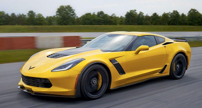 Sunday Drive: 2015 Corvette Z06