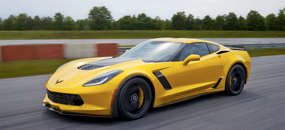 Sunday Drive: 2015 Corvette Z06