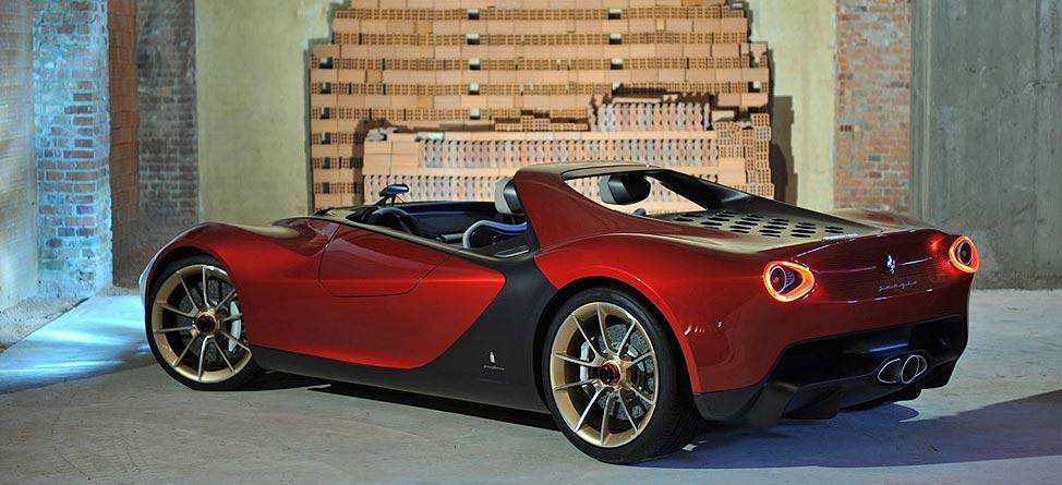 Sunday Drive: Ferrari Sergio