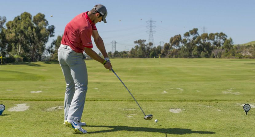King of Distance: Jeff Flagg Wins Long Drive Using Callaway