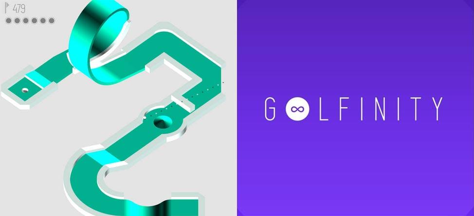 To 'Golfinity' & Beyond! iPhone Game Has Infinite Holes