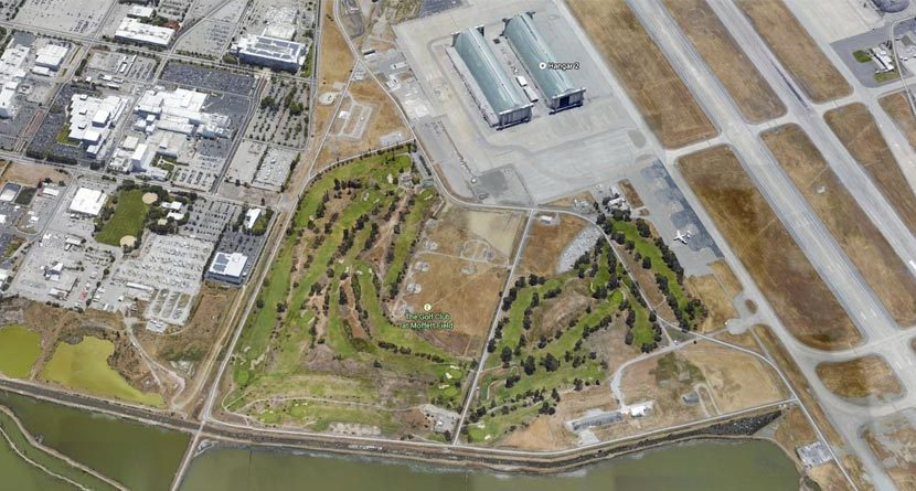 Google Golf: Search Giant Buys NASA Airfield, Course