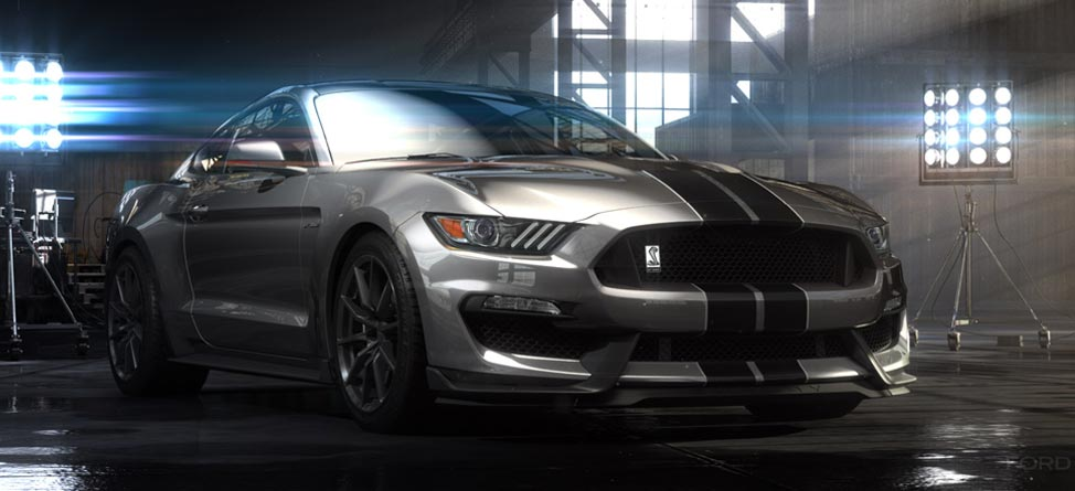 Sunday Drive: 2016 Shelby GT350 Mustang