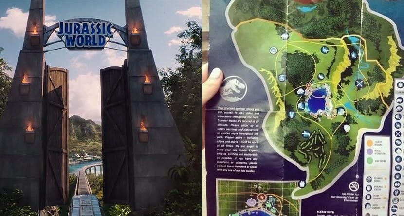 Dinosaurs May (Or May Not) Play Golf In 'Jurassic World'