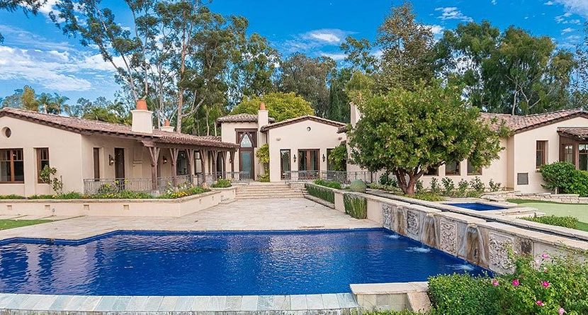 Phil Mickelson Sells California Home For $5.725 Million