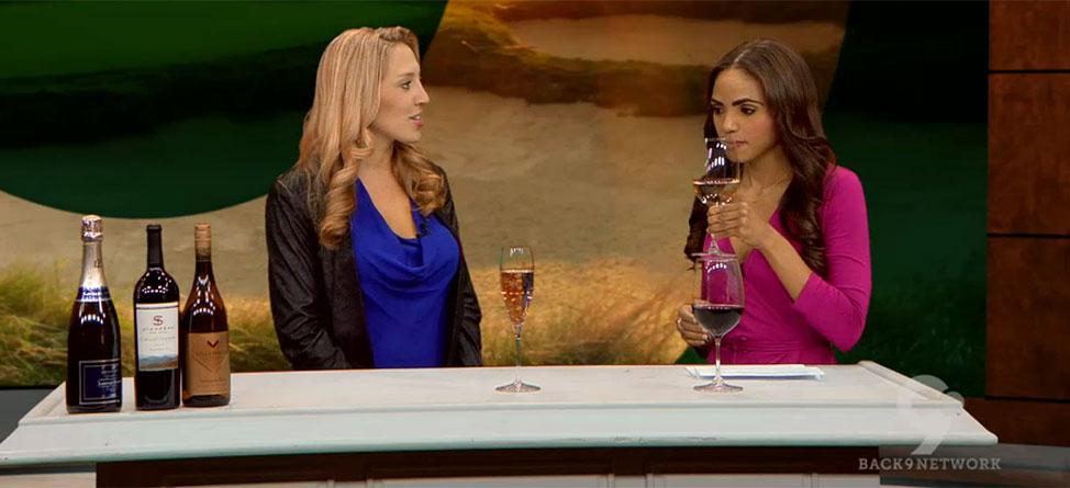 Wine Channel TV's Jessica Altieri