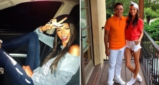 Photos: Alexis Randock, Rickie Fowler's Other Half