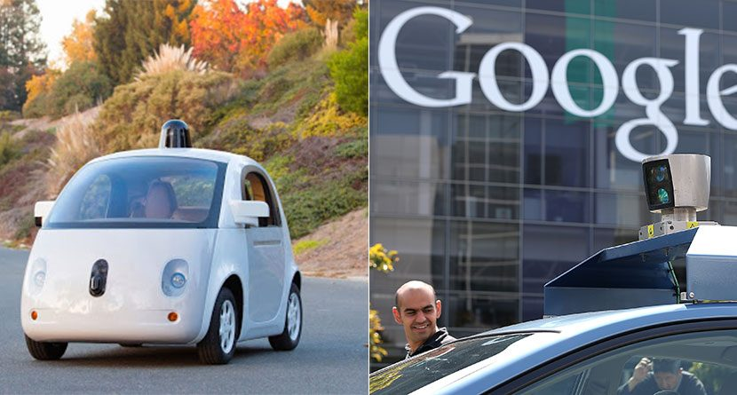 Google's Driverless Car Prototype Is Here