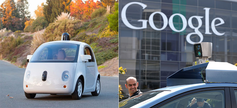 Google's Driverless Car Prototype Is Here