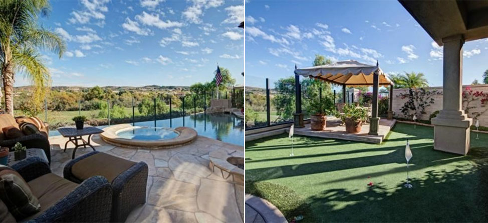 At $1.8M, Hunter Mahan's SoCal Golf Course House Is A Bargain