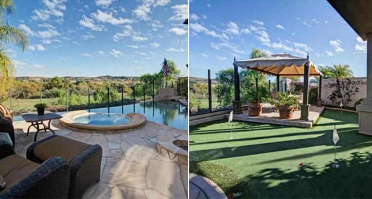 At $1.8M, Hunter Mahan's SoCal Pad Is A Bargain