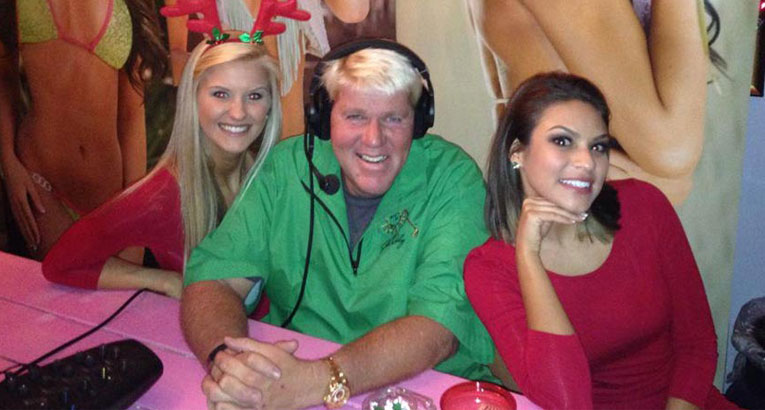John Daly Hosts First Radio Show, Thinks '2015 Is Tiger Woods' Year'