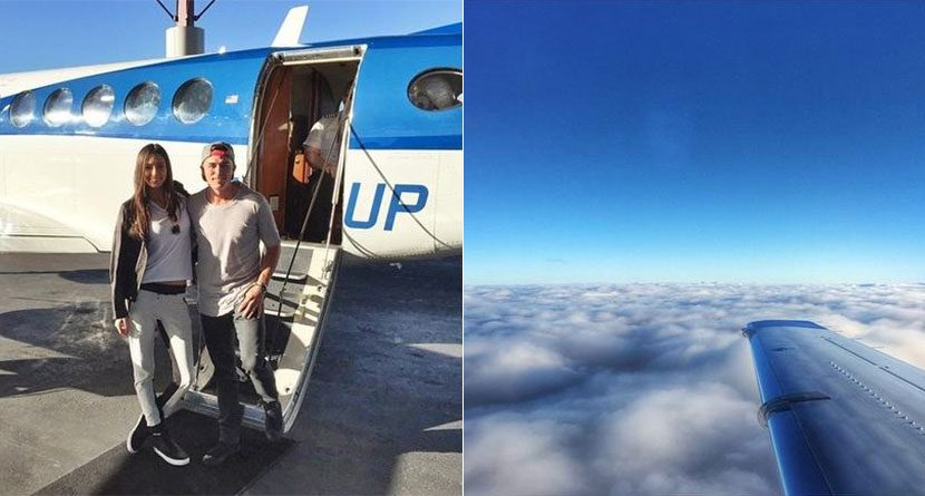 Rickie Fowler Flying High With Latest Endorsement