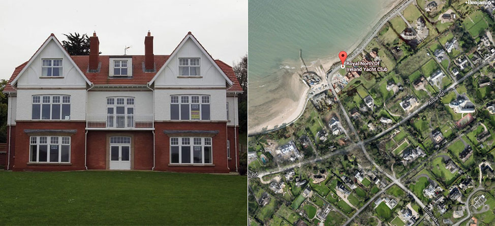 Rory Adds To Real Estate Collection With Seafront Pad