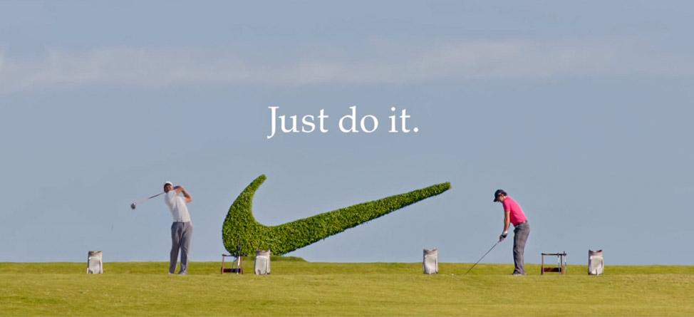 Get Tiger Woods Nike Ads PNG