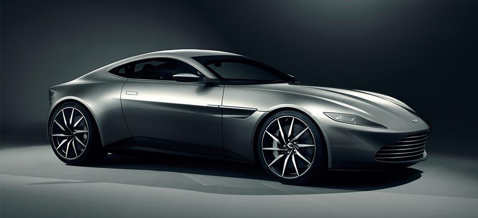 Sunday Drive: Aston Martin DB10 & Our Top James Bond Cars