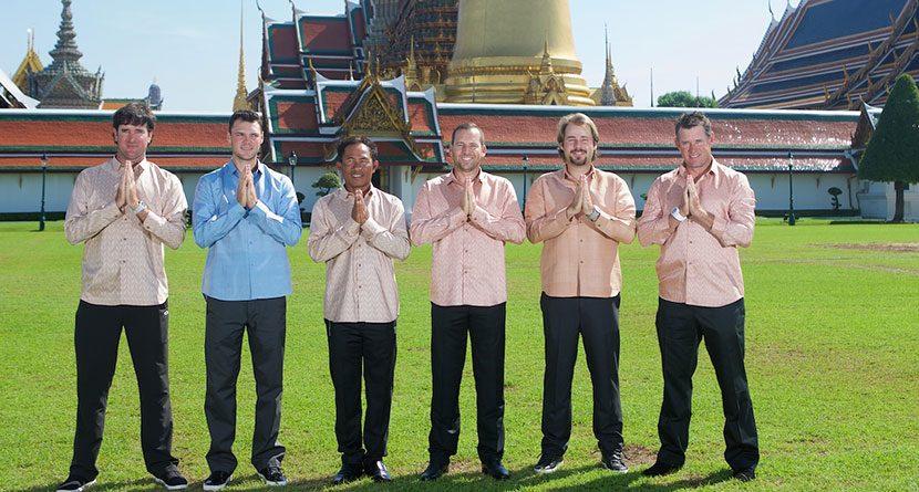 Bubba Golf Returns To Asia Seeking Another Win