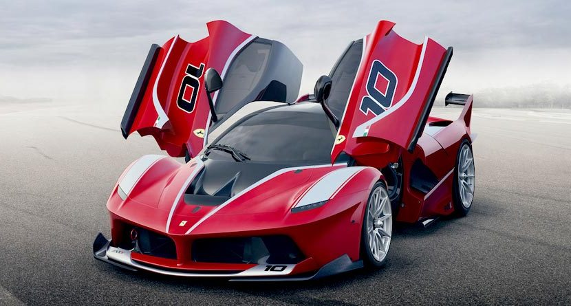Sunday Drive: The $2.7M Ferrari FXX-K & 2014's Most Expensive Cars