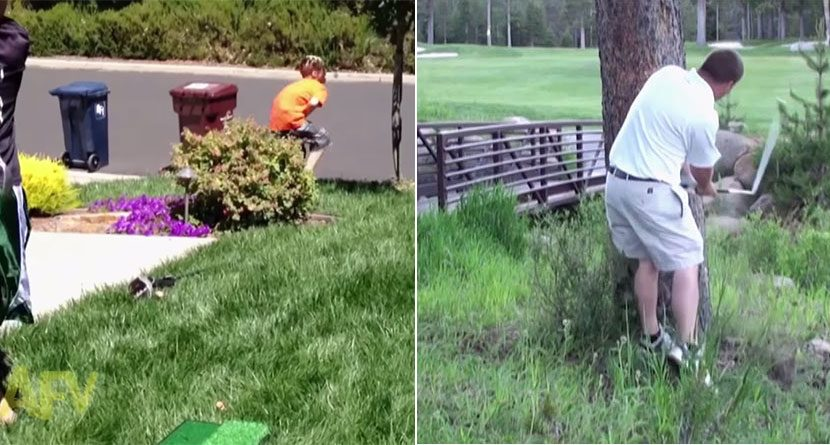 Best Of America's Funniest Home Videos: Golf Edition