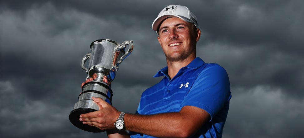 The Clubhouse's 20 for 2015: No. 5 Jordan Spieth