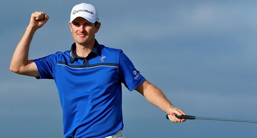 The Clubhouse's 20 for 2015: No. 9 Justin Rose