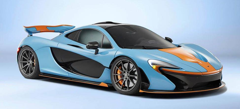 Test Drive: Custom McLaren P1 & The Best Modified Rides