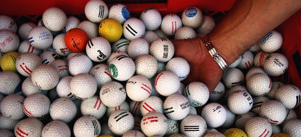 'Driving Range Bandit' Stole $20,000 In Golf Balls