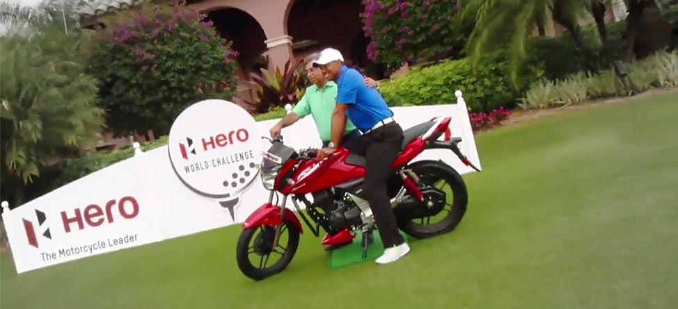 Go Behind The Scenes With Tiger Woods At The Hero World Challenge