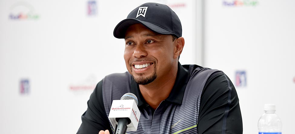 Tiger Talks Father Time & Swing: 9 Takeaways From Woods' Return