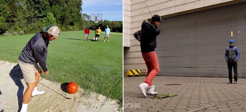 Ranking The 9 Best Trick Shots Of 2014