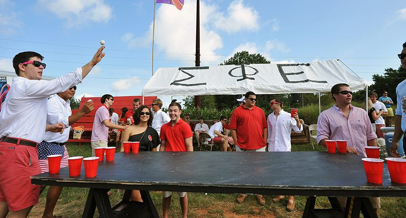 Beer Pong Robot Challenges You And Your Frat Bros Any Place, Any Time