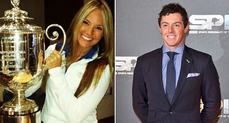 Photos: Erica Stoll, Rory McIlroy's New Flame