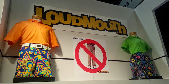 Crazy Colors & Perfect Patterns: Loudmouth Showcases Diverse Lineup